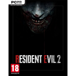 RESIDENT EVIL 2 REMAKE-PC