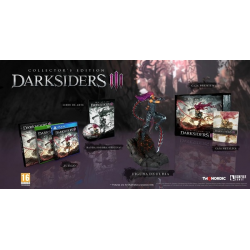 DARKSIDERS III COLLECTORS EDITION-XBOX ONE
