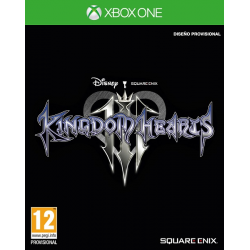 KINGDOM HEARTS 3 ESTÁNDAR EDITION-XBOX ONE