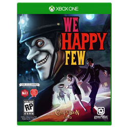 WE HAPPY FEW-XBOX ONE