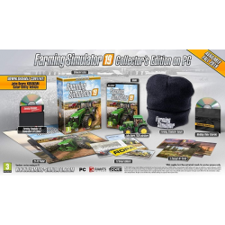 FARMING SIMULATOR 19 COLLECTOR EDITION-PC