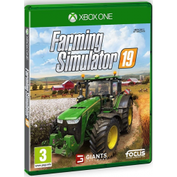 FARMING SIMULATOR 19-XBOX ONE