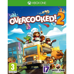 OVERCOOKED 2-XBOX ONE