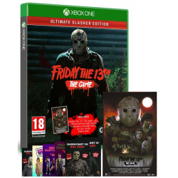 FRIDAY THE 13TH THE GAME ULTIMATE SLASHER EDITION-XBOX ONE