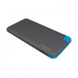 POWERBANK UE4001M GREY & BLUE CABLE ENERGIZER