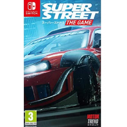 SUPER STREET THE GAME-SWITCH
