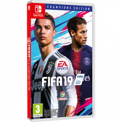 FIFA 19 CHAMPIONS EDITION-SWITCH