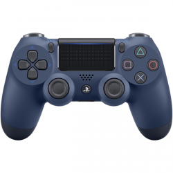 PS4 DUALSHOCK CONTROLLER MIDNIGHT BLUE V2