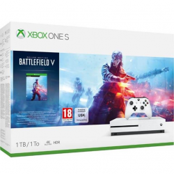 CONSOLA XBOX ONE S 1TB + BATTLEFIELD V DELUXE EDITION