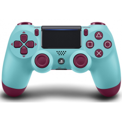 PS4 DUALSHOCK CON BERRY BLUE V2