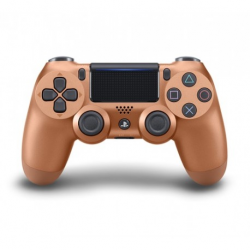 PS4 DUALSHOCK CONT COPPER V2