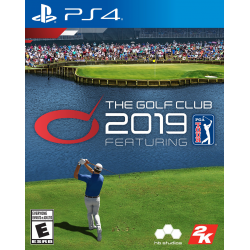 THE GOLF CLUB 2019-PS4