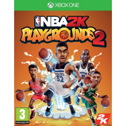 NBA 2K PLAYGROUNDS 2-XBOX ONE
