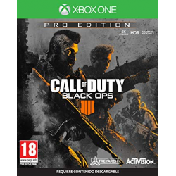C OF DUTY BLACK OPS 4 PRO EDITION-XBOX ONE