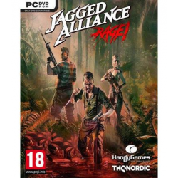 JAGGED ALLIANCE RAGE-PC