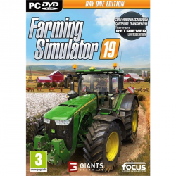 FARMING SIMULATOR 19 DAY 1 EDITION-PC