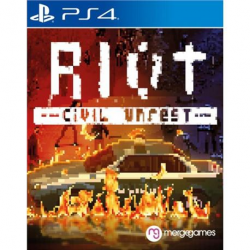 RIOT - CIVIL UNREST-PS4