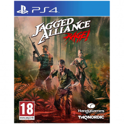 JAGGED ALLIANCE RAGE-PS4
