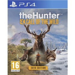 THE HUNTER: CALL OF THE WILD 2019 EDITION-PS4