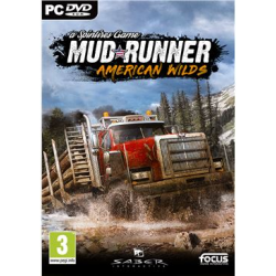 SPINTIRES:MUDRUNNER. AMERICAN WILD EDITION-PC