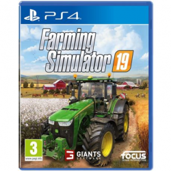 FARMING SIMULATOR 19 DAY 1 EDITION-PS4