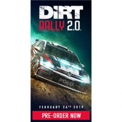 DIRT RALLY 2.0 DAY ONE EDITION-PS4