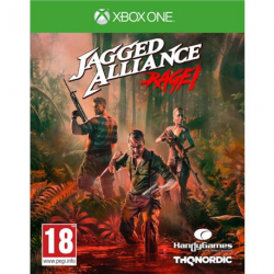 JAGGED ALLIANCE RAGE-XBOX ONE