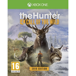 THE HUNTER: CALL OF THE WILD 2019 EDITION-XBOX ONE
