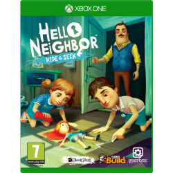 HELLO NEIGHBOR: HIDE AND SEEK-XBOX ONE