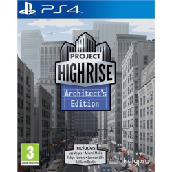 PROJECT HIGHRISE ARCHITECTS EDITION-PS4