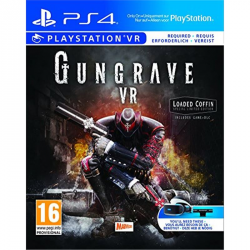 GUNGRAVE VR THE LOADED COFFIN EDITION-PS4VR