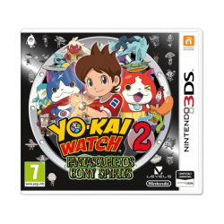 YO KAI WATCH 2 FANTASQUELETOS-3DS