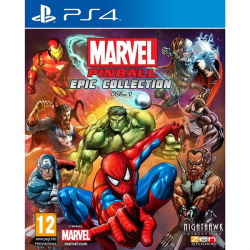 MARVEL PINBALL GREATEST HITS VOLUME 1-PS4