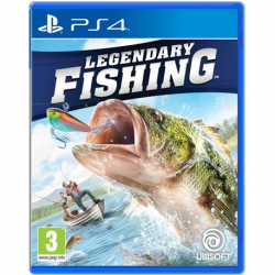 LEGENDARY FISHING-PS4