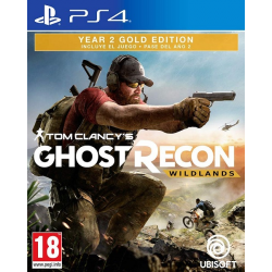 GHOST RECON WILDLANDS YEAR 2-PS4
