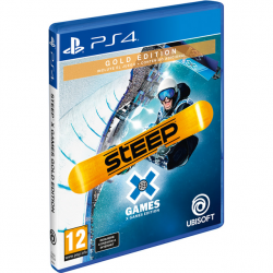 STEEP X GAMES GOLD EDITION-PS4