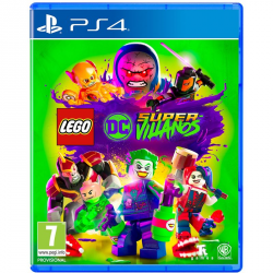 LEGO DC SUPER VILLANOS-PS4