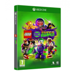 LEGO DC SUPER VILLANOS-XBOX ONE