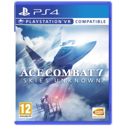 ACE COMBAT 7: SKIES UNKNOWN-PS4