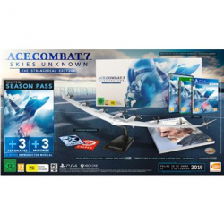 ACE COMBAT 7: SKIES UNKNOWN - THE STRANGEREAL EDITION-XBOX ONE