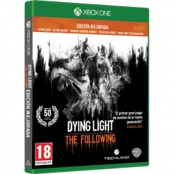 DYING LIGHT ENHANCED EDITION-XBOX ONE