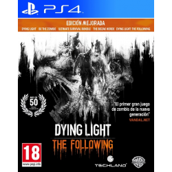 DYING LIGHT ENHANCED EDITION-PS4