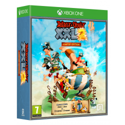 ASTERIX Y OBELIX XXL 2 LIMITED EDITION-XBOX ONE
