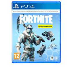 FORTNITE: LOTE CRIOGENIZACION-PS4