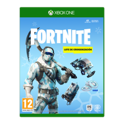 FORTNITE: LOTE CRIOGENIZACION-XBOX ONE