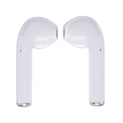 AURICULARES BLUETOOTH (TIPO AIRPODS) TREVI 0122001 BLANCOS