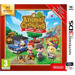ANIMAL CROSSING NEW LEAF WELCOME-3DS SELECTS