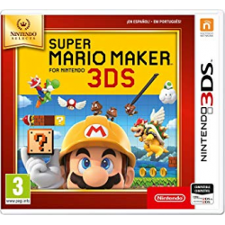 SUPER MARIO MAKER-3DS