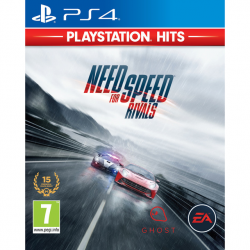NEED FOR SPEED RIVALS HITS-PS4