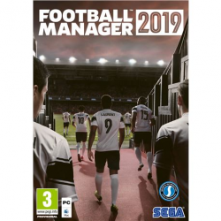 FOOTBALL MANAGER 2019-PC